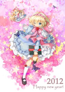 Rating: Safe Score: 12 Tags: alice_margatroid shanghai silver15 touhou User: Radioactive