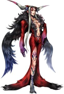 Rating: Safe Score: 16 Tags: cleavage devil dissidia_final_fantasy dress final_fantasy final_fantasy_viii nomura_tetsuya square_enix ultimecia wings User: Radioactive