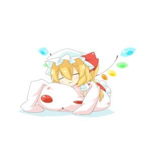 Rating: Safe Score: 12 Tags: chibi flandre_scarlet haipa_okara touhou User: Radioactive