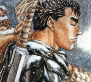Rating: Safe Score: 3 Tags: berserk guts male miura_kentarou User: Radioactive