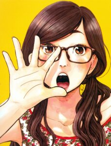 Rating: Safe Score: 28 Tags: asano_inio cropped megane User: Radioactive