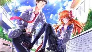 Rating: Questionable Score: 32 Tags: gekkan_shoujo_nozaki-kun nozaki_umetarou sakura_chiyo swordsouls User: SubaruSumeragi