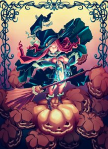 Rating: Safe Score: 13 Tags: mubouou_aasaa thighhighs witch User: charunetra