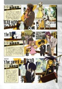 Rating: Safe Score: 17 Tags: busujima_saeko dress highschool_of_the_dead komuro_takashi marikawa_shizuka summer_dress takagi_saya User: donicila