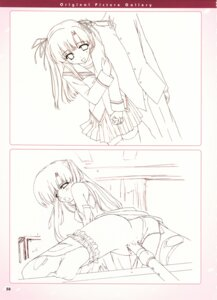 Rating: Explicit Score: 14 Tags: boy_meets_girl censored masturbation pussy shintarou sketch User: admin2