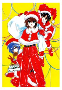 Rating: Safe Score: 2 Tags: ashura christmas clamp rgveda ryuu-ou User: Share