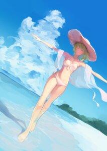 Rating: Safe Score: 38 Tags: bikini cleavage swimsuits tagme takagaki_kaede the_idolm@ster the_idolm@ster_cinderella_girls wet User: saemonnokami