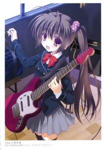 Rating: Safe Score: 18 Tags: guitar k-books nanao_naru seifuku User: WtfCakes
