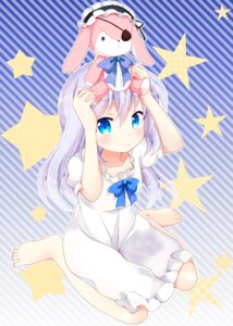 Rating: Safe Score: 41 Tags: dress gochuumon_wa_usagi_desu_ka? kafuu_chino massala User: Mr_GT