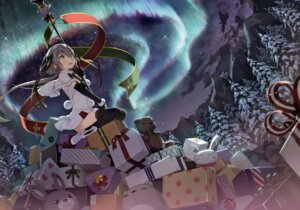 Rating: Safe Score: 89 Tags: 5_nenme_no_houkago christmas cleavage fate/grand_order jeanne_d'arc_alter_santa_lily kantoku tagme thighhighs weapon User: Hatsukoi