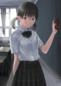 Rating: Safe Score: 22 Tags: htr_t megane seifuku User: hamasen205