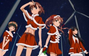 Rating: Safe Score: 20 Tags: christmas misaka_mikoto photoshop saten_ruiko shirai_kuroko to_aru_kagaku_no_railgun to_aru_majutsu_no_index uiharu_kazari wallpaper yamashita_yuu User: videokilled