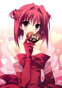 Rating: Safe Score: 46 Tags: cleavage dress r.g.b! shiki_asahi suzuhira_hiro valentine User: Hatsukoi