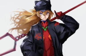 Rating: Safe Score: 12 Tags: 55level bodysuit neon_genesis_evangelion souryuu_asuka_langley weapon User: Dreista