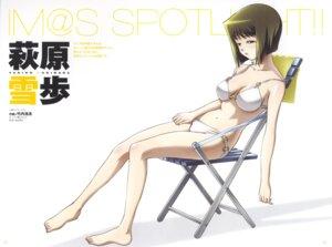 Rating: Safe Score: 12 Tags: bikini fixed hagiwara_yukiho swimsuits takeuchi_hiroshi the_idolm@ster xenoglossia User: admin2
