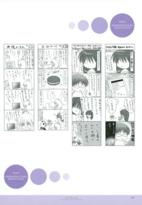 Rating: Safe Score: 2 Tags: 4koma hinamatsuri_touko monochrome User: crim