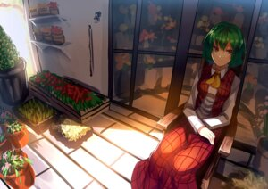 Rating: Safe Score: 14 Tags: kazami_yuuka touhou uu_uu_zan User: charunetra