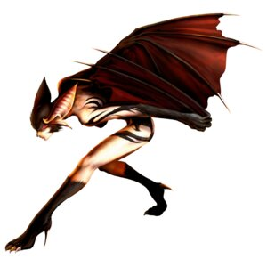 Rating: Safe Score: 5 Tags: bloody_roar jenny_the_bat monster User: Radioactive