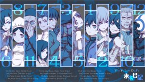 Rating: Safe Score: 21 Tags: amano_yukiteru ayasaka eyepatch gasai_yuno hirasaka_yomotsu hiyama_takao houjou_reisuke ikusaba_marco jhon_balks kasugano_tsubaki kurusu_keigo mikami_ai mirai_nikki tsukishima_karyuudo ueshita_kamado uryuu_minene wallpaper yandere User: Spidey