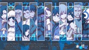Rating: Safe Score: 22 Tags: amano_yukiteru ayasaka eyepatch gasai_yuno hirasaka_yomotsu hiyama_takao houjou_reisuke ikusaba_marco jhon_balks kasugano_tsubaki kurusu_keigo mikami_ai mirai_nikki tsukishima_karyuudo ueshita_kamado uryuu_minene wallpaper yandere User: Spidey