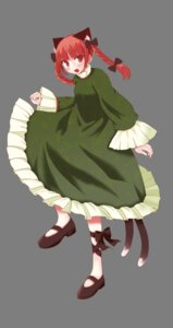 Rating: Safe Score: 4 Tags: animal_ears kaenbyou_rin kamarara touhou transparent_png User: charunetra
