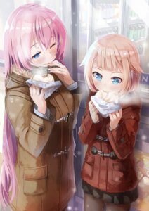 Rating: Safe Score: 40 Tags: daidou megurine_luka pantyhose vocaloid User: fairyren