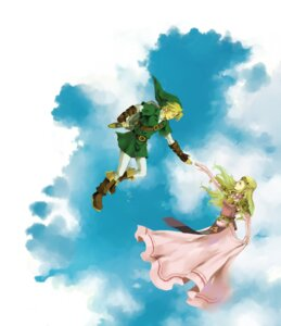 Rating: Safe Score: 16 Tags: dress link mutsuki_kaya princess_zelda the_legend_of_zelda User: Radioactive