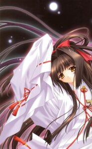 Rating: Safe Score: 8 Tags: kimizuka_aoi lost_passage miko screening usa_mizuki User: admin2