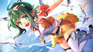 Rating: Safe Score: 33 Tags: gumi pomon_illust vocaloid User: Radioactive