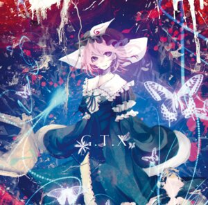 Rating: Safe Score: 31 Tags: dress mirimo saigyouji_yuyuko touhou User: charunetra