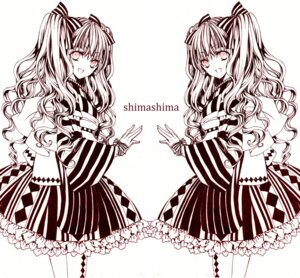 Rating: Safe Score: 6 Tags: kakiko lolita_fashion monochrome wa_lolita User: Nekotsúh