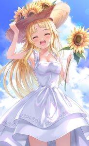 Rating: Safe Score: 36 Tags: bang_dream! cleavage dress lunacle summer_dress tsurumaki_kokoro User: Mr_GT