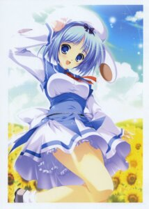 Rating: Safe Score: 23 Tags: kujou_yuuka magus_tale mikeou User: chrispig