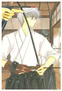 Rating: Safe Score: 2 Tags: card_captor_sakura clamp tsukishiro_yukito User: Omgix