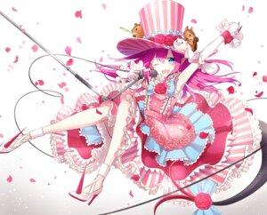 Rating: Safe Score: 18 Tags: dress elizabeth_bathory fate/grand_order heels pointy_ears senacha tail User: hiroimo2