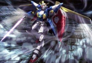 Rating: Safe Score: 8 Tags: gundam gundam_wing mecha sword tagme wings User: drop