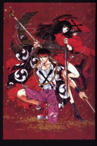 Rating: Safe Score: 2 Tags: arisugawa_sorata clamp kishuu_arashi x User: hyde333