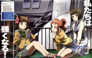 Rating: Safe Score: 12 Tags: amami_haruka hagiwara_yukiho seifuku takatsuki_yayoi takeuchi_hiroshi the_idolm@ster xenoglossia User: vita