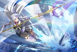 Rating: Safe Score: 16 Tags: armor cross_akiha fate/grand_order fate/prototype:_fragments_of_blue_and_silver garter lancer_(fate/prototype:_fragments) thighhighs weapon User: Nepcoheart
