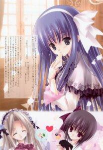 Rating: Safe Score: 9 Tags: duel_dolls tinkle User: syaoran-kun