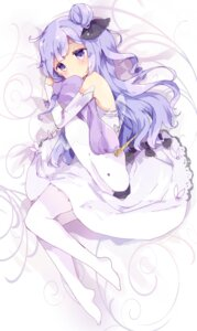 Rating: Safe Score: 43 Tags: azur_lane dress thighhighs tsukiyo_(skymint) unicorn_(azur_lane) User: animeprincess
