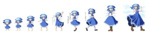 Rating: Safe Score: 7 Tags: cirno tak touhou User: yumichi-sama