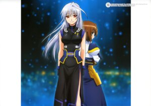 Rating: Safe Score: 13 Tags: mahou_shoujo_lyrical_nanoha mahou_shoujo_lyrical_nanoha_a's mahou_shoujo_lyrical_nanoha_the_movie_2nd_a's okuda_yasuhiro reinforce yagami_hayate User: drop