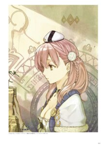 Rating: Safe Score: 21 Tags: atelier atelier_escha_&_logy cleavage digital_version escha_malier hidari jpeg_artifacts User: Shuumatsu