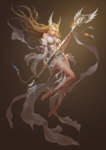 Rating: Safe Score: 23 Tags: bikini_armor cleavage league_of_angels see_through tagme weapon User: hagah