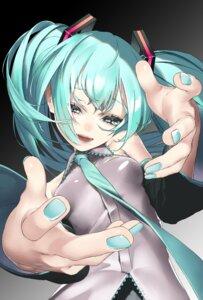 Rating: Questionable Score: 15 Tags: hatsune_miku rsk_(tbhono) vocaloid User: Dreista