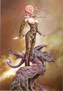 Rating: Questionable Score: 21 Tags: breasts monster nipples yamashita_shunya User: DLS84