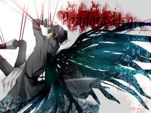 Rating: Safe Score: 7 Tags: gilbert_nightray jpeg_artifacts male mutuha69 pandora_hearts wallpaper wings User: charunetra