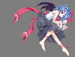 Rating: Safe Score: 21 Tags: remilia_scarlet touhou transparent_png wata User: SciFi