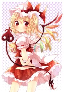 Rating: Safe Score: 25 Tags: flandre_scarlet ranhana touhou wings User: 椎名深夏